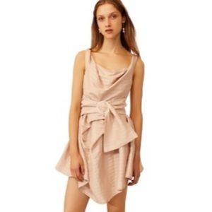 NWT C/MEO Collective Through You Short Dress